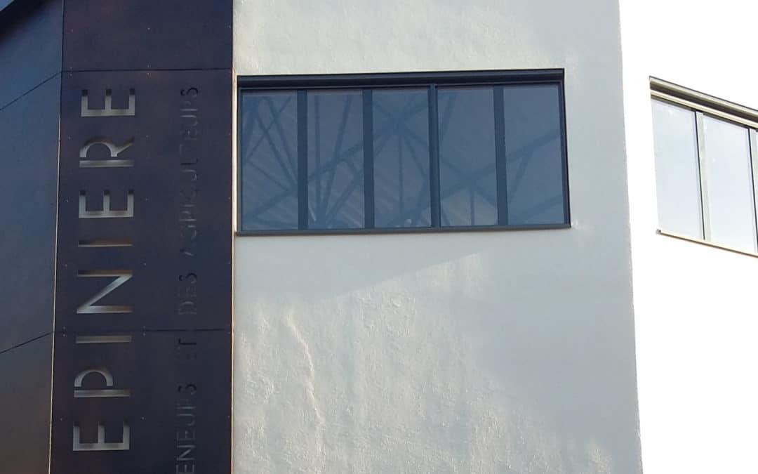 Retour en images : Inauguration de la Pépinière