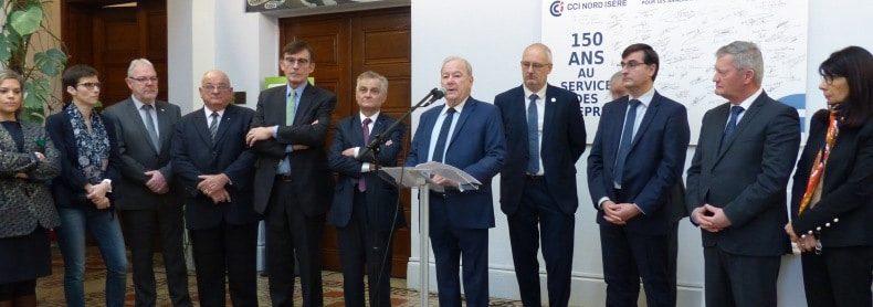CCI Nord Isère change de cap et innove en 2019
