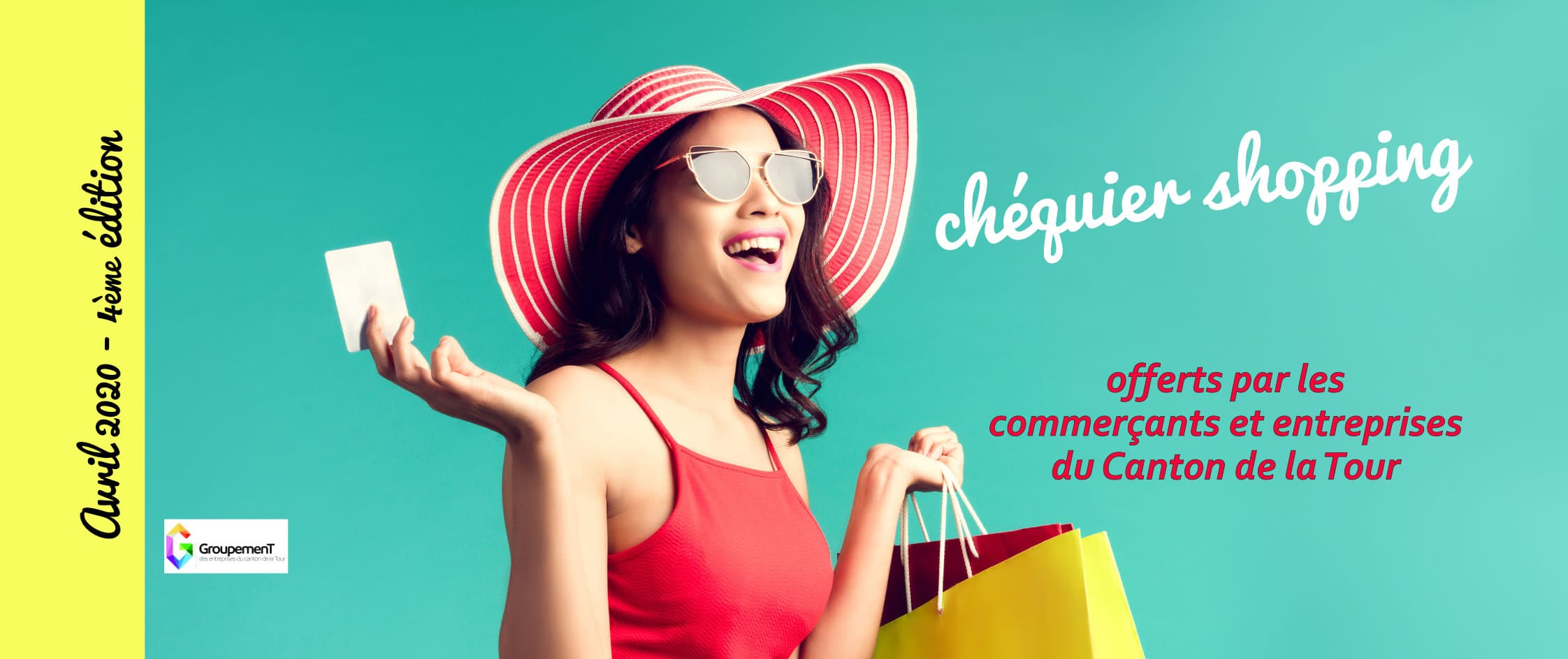 Prolongation du chéquier shopping
