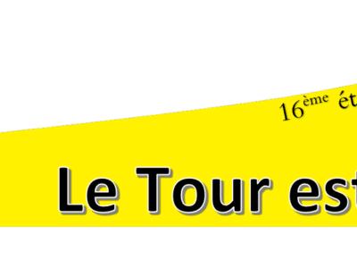 Kit de décoration pour le Tour de France